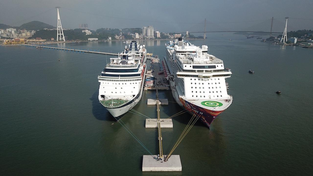 """WTA vinh danh cảng tàu khách quốc tế Hạ Long là """"Cảng tàu khách hàng đầu Châu Á"""" 2020 2"""