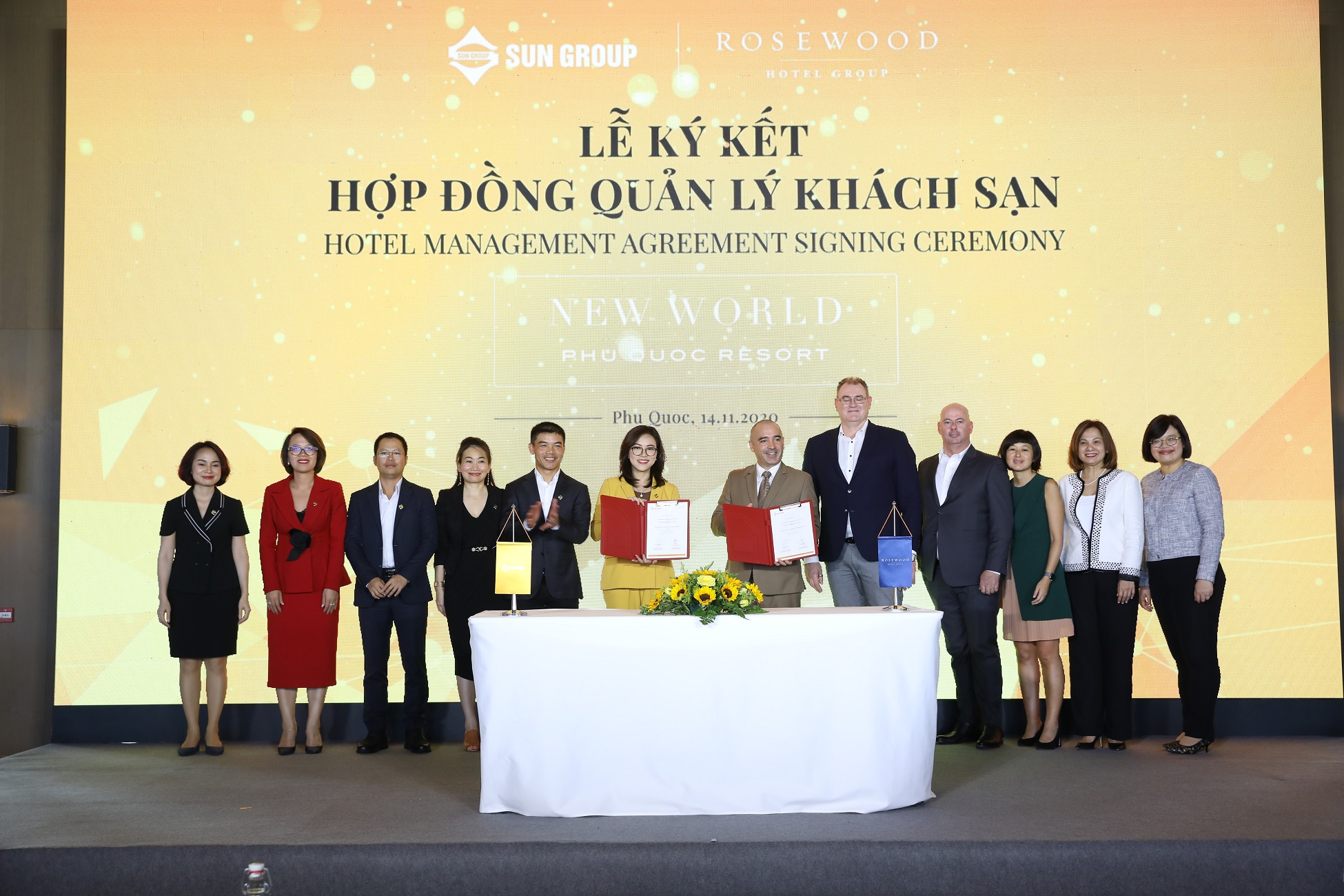 Rosewood Hotel Group sẽ quản lý Khu nghỉ dưỡng New World Phu Quoc Resort tại Nam Phú Quốc 3