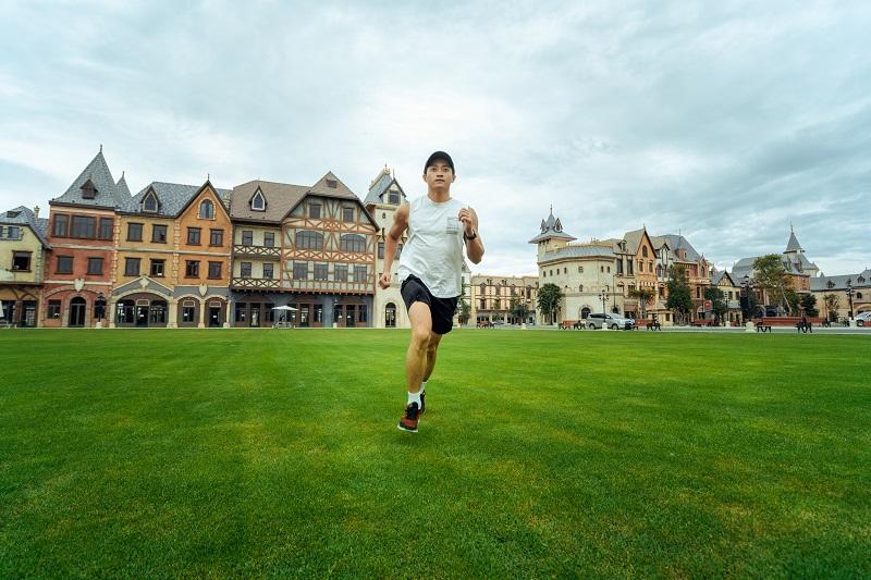 """3.000 """"runner"""" sẵn sàng xuyên rừng, băng biển tại WOW Marathon Vinpearl Phú Quốc 2020 5"""