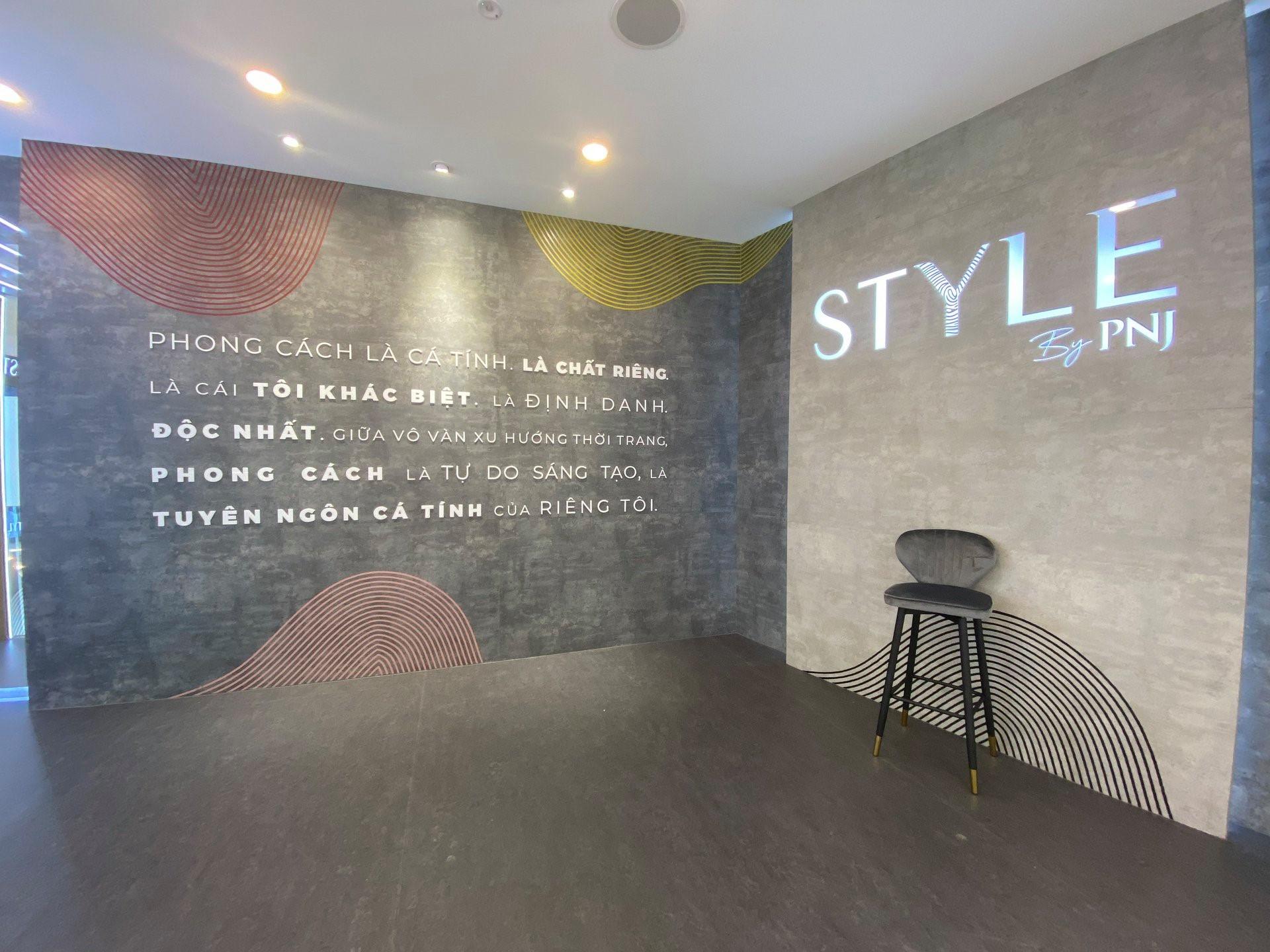 STYLE BY PNJ – Thương hiệu trang sức và phụ kiện thể hiện tuyên ngôn cá tính 5