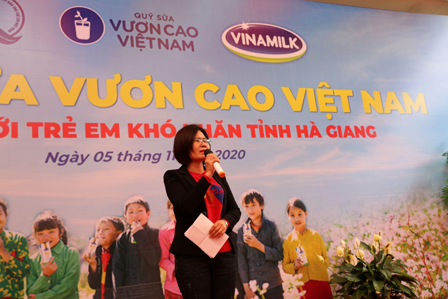 Đến trường với niềm vui uống sữa của trẻ vùng cao Hà Giang đã không còn là ước mơ 4