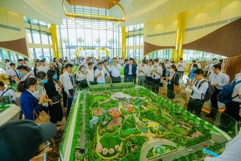 Dự án Gem Sky World hiện đang là điểm sáng của bất động sản Long Thành