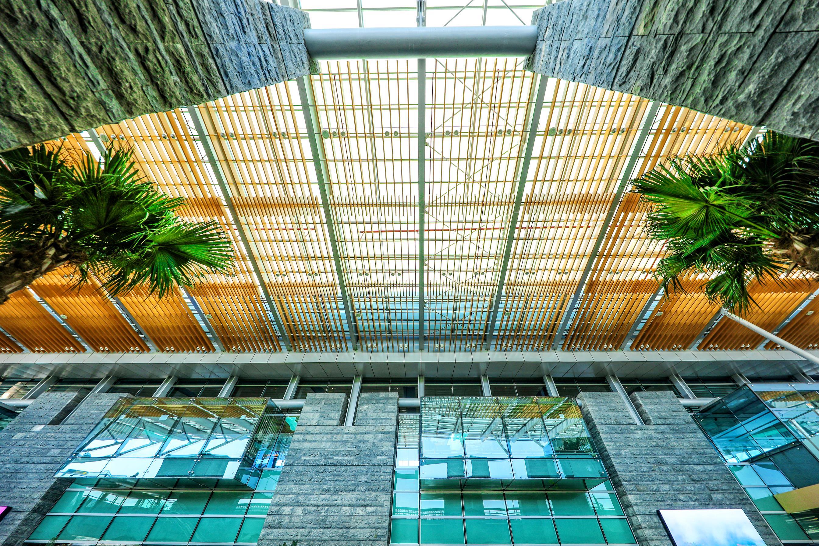 """Khám phá không gian """"resort"""" tại Sân bay khu vực hàng đầu Châu Á 2020 9"""