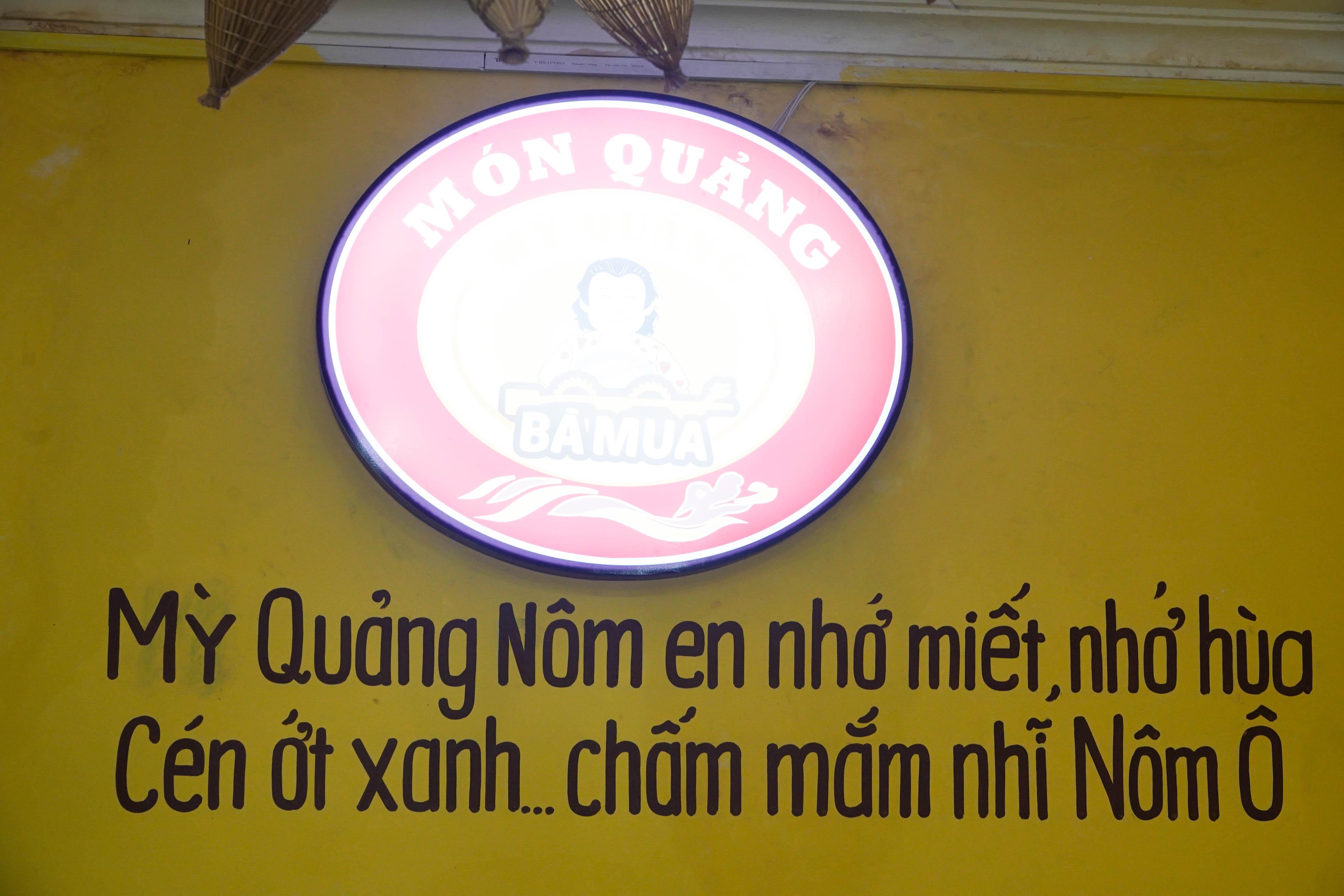Mì Quảng Bà Mua – đệ nhất mì Quảng Đà Thành giữa lòng Sài Gòn 17