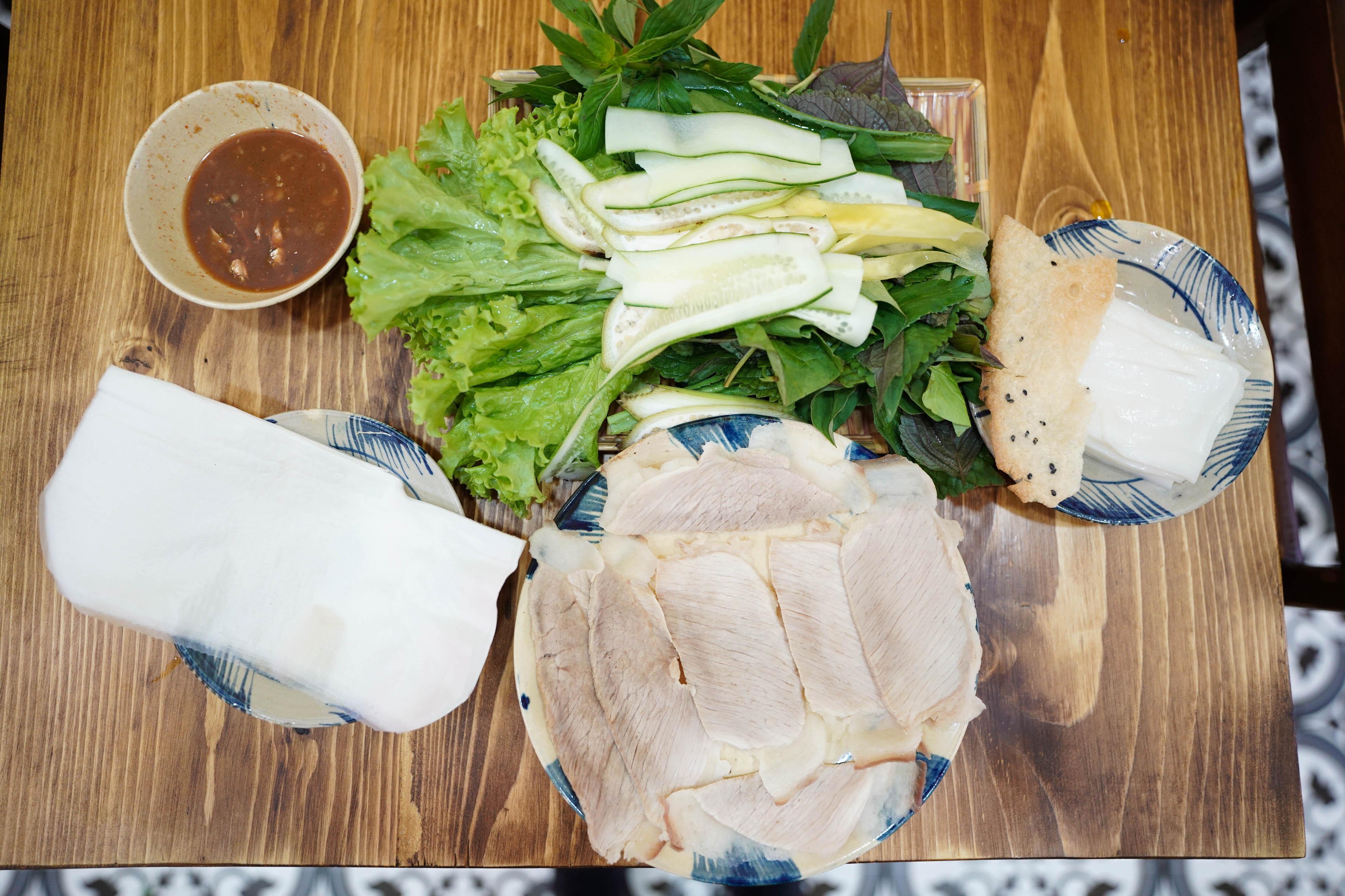 Mì Quảng Bà Mua – đệ nhất mì Quảng Đà Thành giữa lòng Sài Gòn 21
