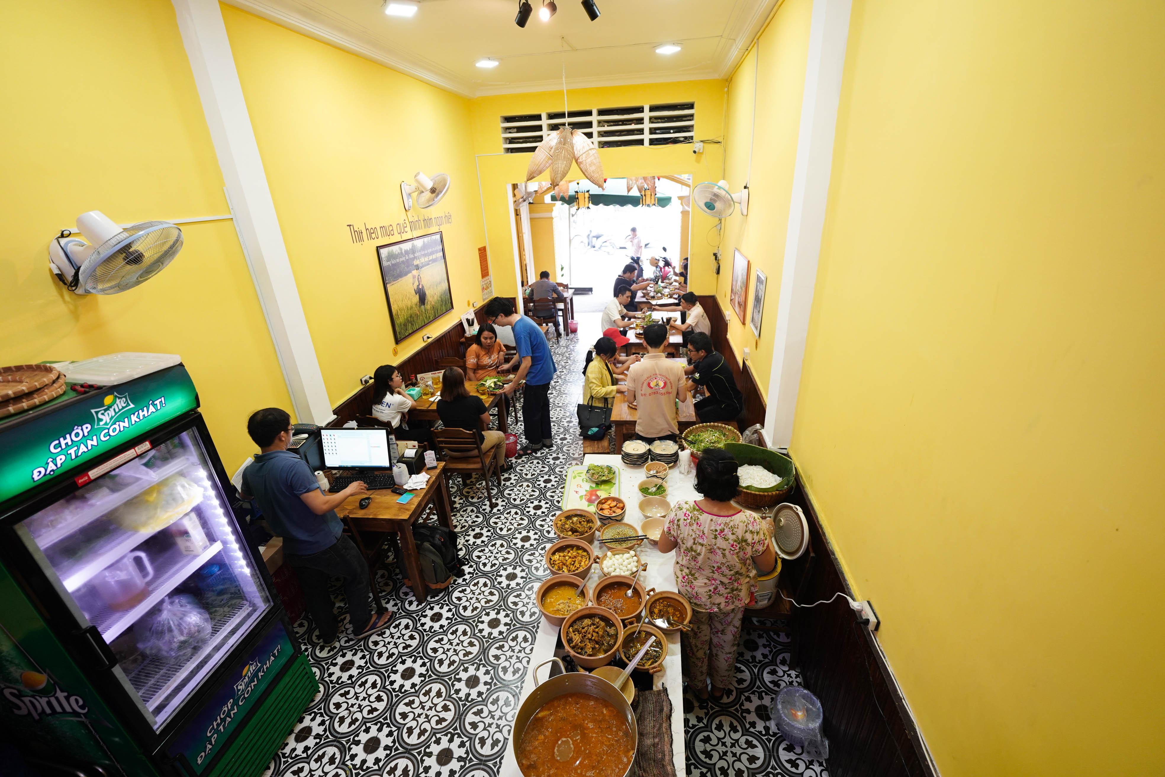 Mì Quảng Bà Mua – đệ nhất mì Quảng Đà Thành giữa lòng Sài Gòn 16