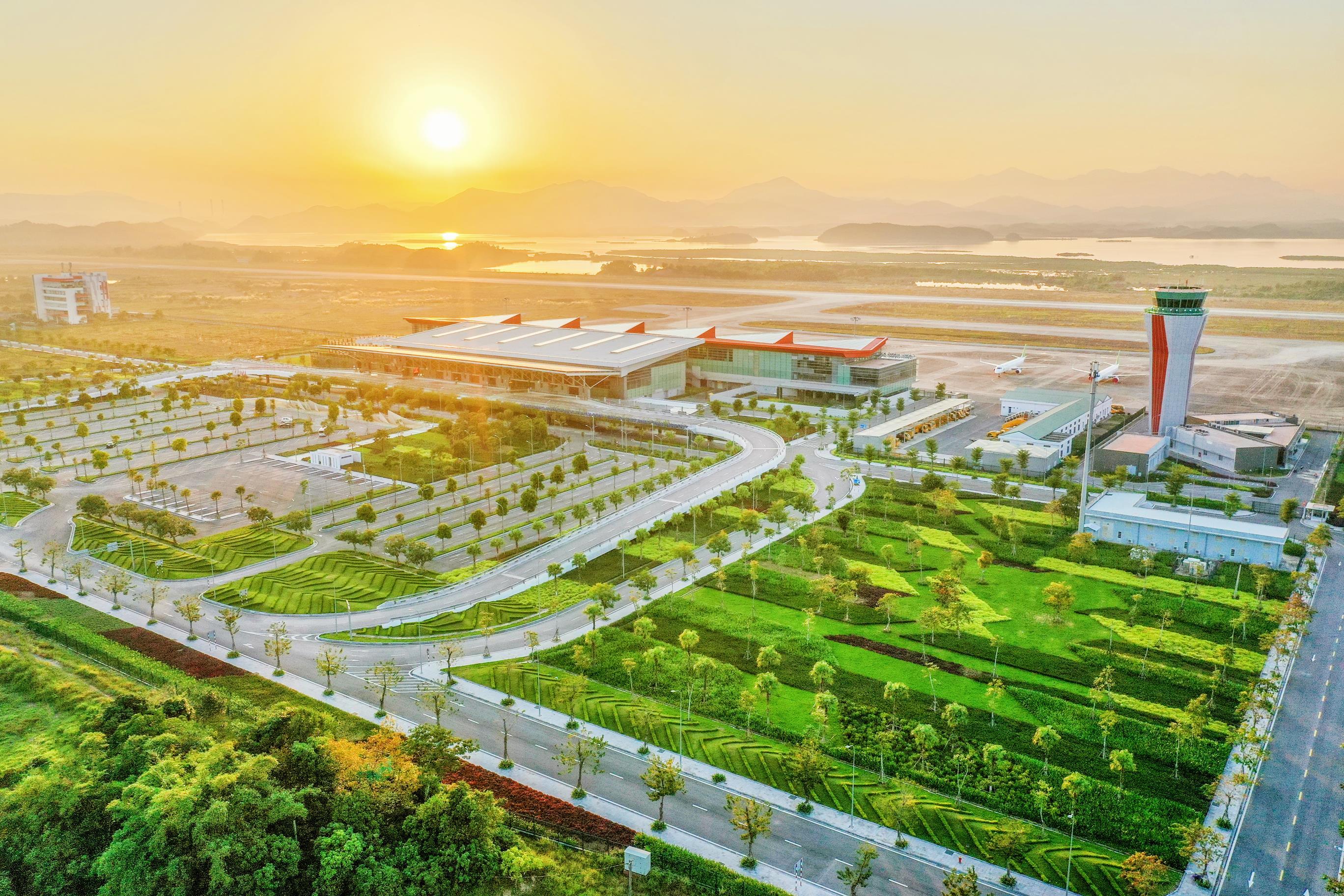 Hệ thống công nghệ tại sân bay hiện đại nhất Việt Nam có gì? 13