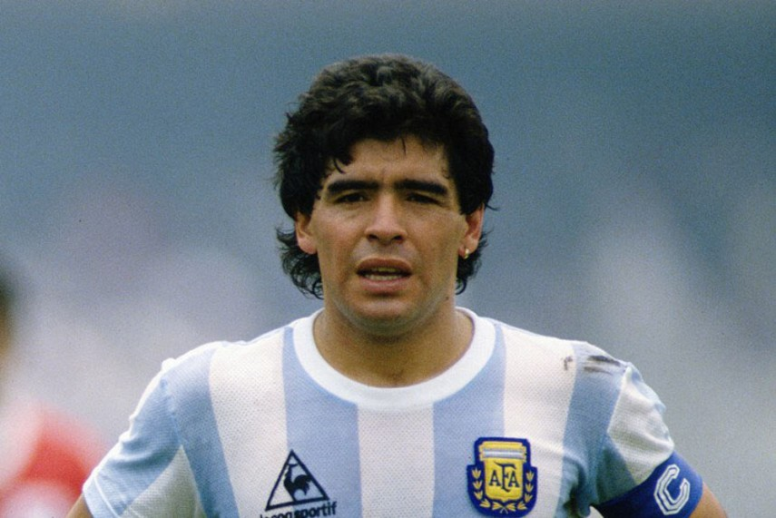 Maradona có phải danh thủ hay nhất mọi thời đại? 1