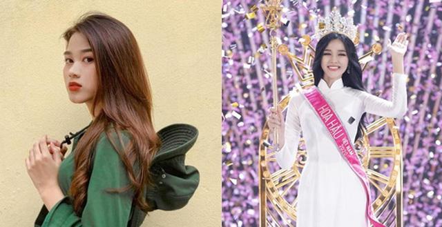 Hoa hậu Việt Nam 2020 Đỗ Thị Hà. Ảnh: Pháp luật & bạn đọc