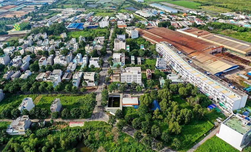 TP.HCM hủy bỏ 61 dự án thu hồi đất do chậm triển khai. Ảnh: Tạp chí Thương Trường