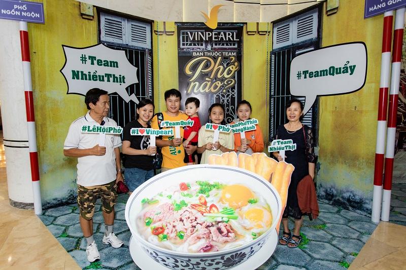 Vinpearl khoe món ăn quốc dân trong Lễ hội phở năm châu 10