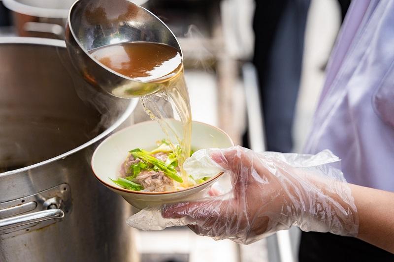 Vinpearl khoe món ăn quốc dân trong Lễ hội phở năm châu 2