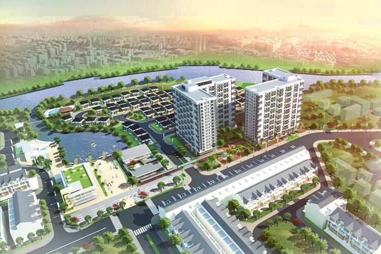 4 dự án căn hộ có giá hơn 30 triệu đồng/m2 ở quận 9 13