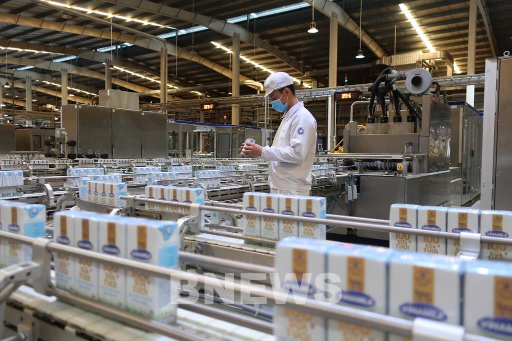 """Vinamilk - Doanh nghiệp đầu tiên và duy nhất của Việt Nam thuộc Top """"Tài sản đầu tư có giá trị của ASEAN"""" 6"""