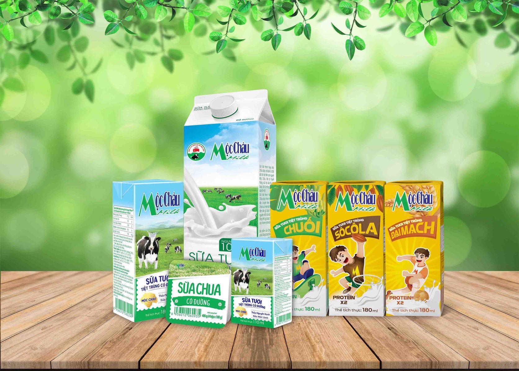 Mộc Châu Milk lên sàn UPCOM, quản trị công ty theo định hướng công khai, minh bạch 5