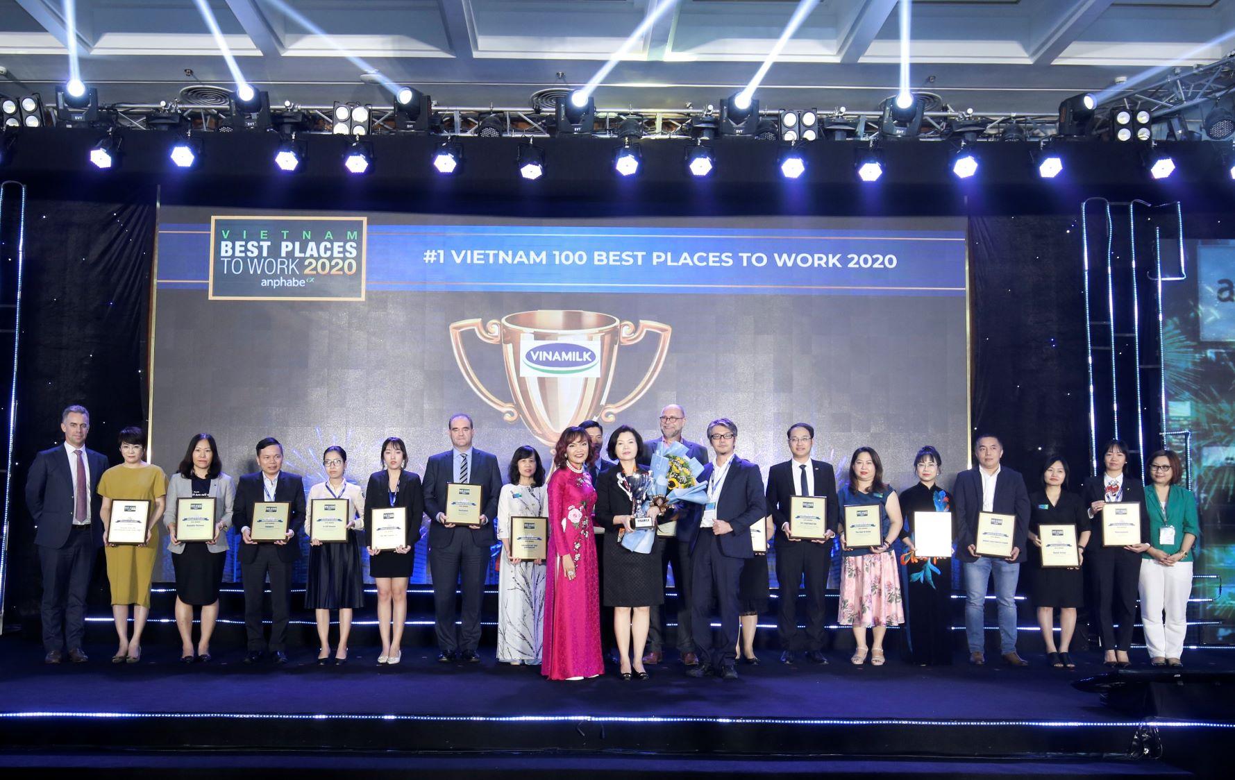 Vinamilk vững vàng vị trí dẫn đầu Top doanh nghiệp phát triển bền vững Việt Nam năm 2020 9