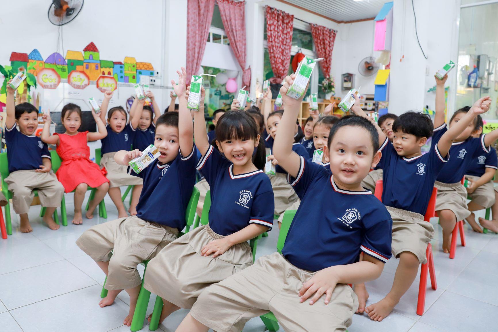 Vinamilk vững vàng vị trí dẫn đầu Top doanh nghiệp phát triển bền vững Việt Nam năm 2020 10