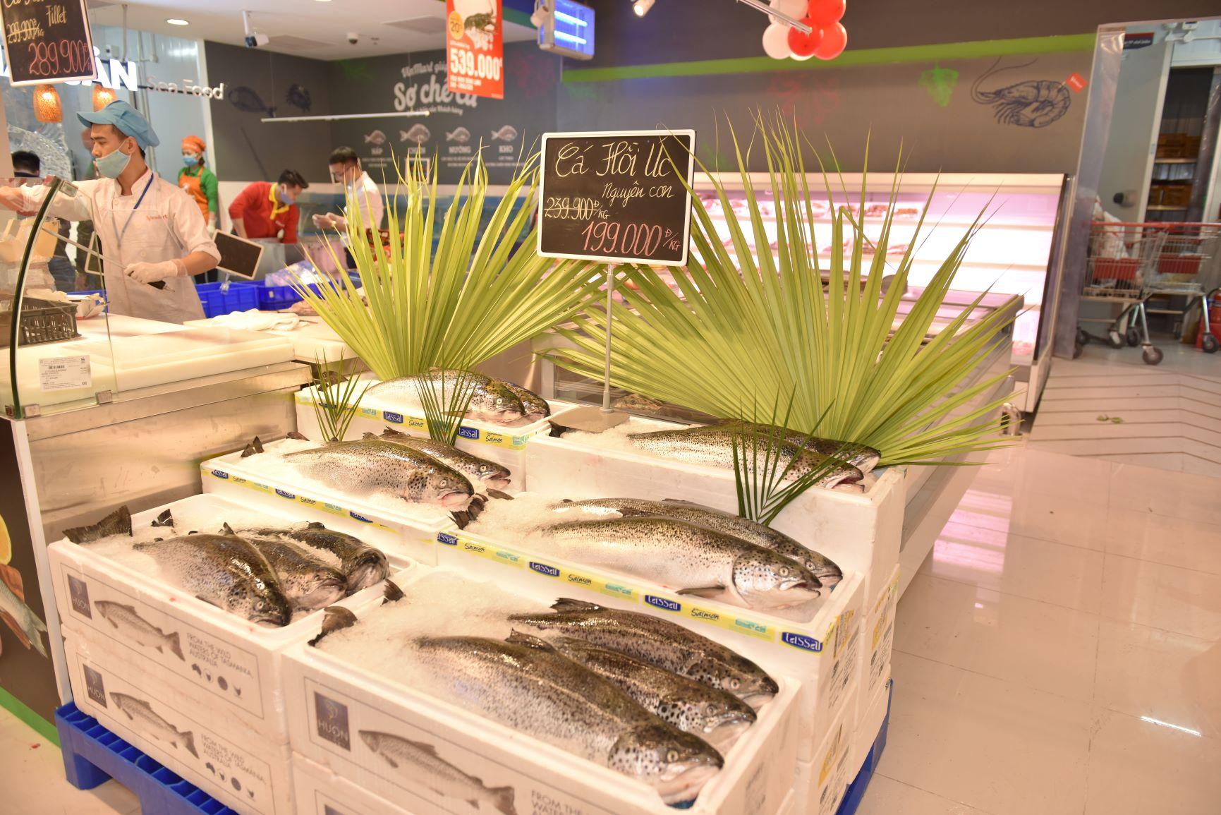 Khai trương siêu thị VinMart Ocean Park - Tươi ngon thượng hạng, khuyến mãi ngập tràn 3