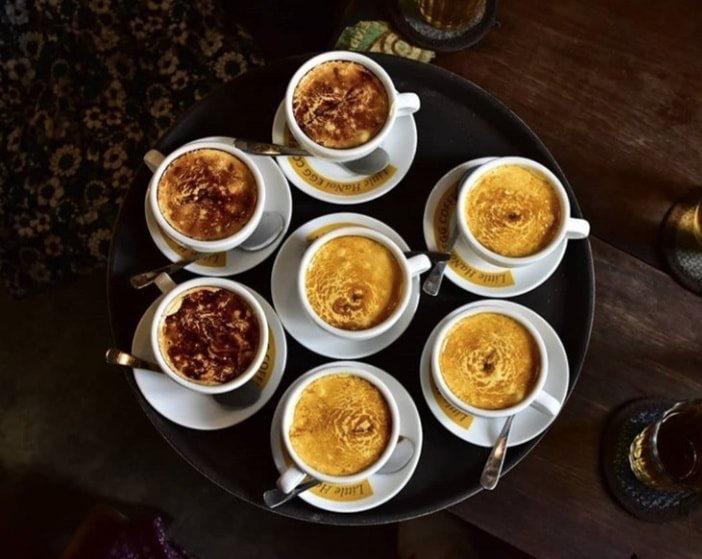 """Vứt hết muộn phiền, đến """"Hà Nội nhỏ"""" giữa lòng Sài Gòn nhâm nhi cà phê trứng tìm chút bình yên 12"""
