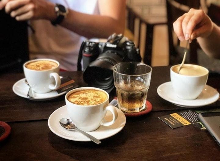 """Vứt hết muộn phiền, đến """"Hà Nội nhỏ"""" giữa lòng Sài Gòn nhâm nhi cà phê trứng tìm chút bình yên 14"""