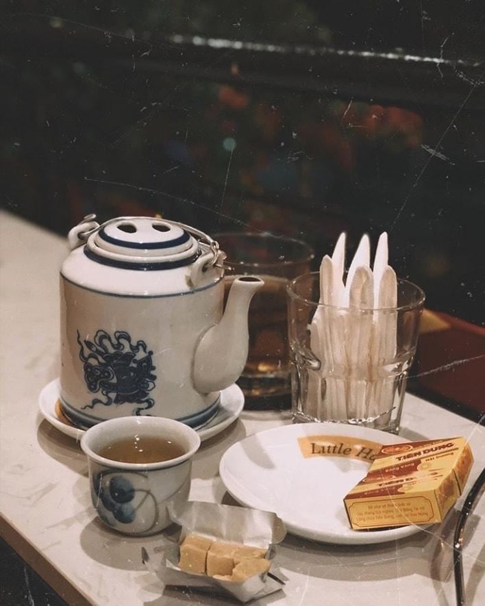 """Vứt hết muộn phiền, đến """"Hà Nội nhỏ"""" giữa lòng Sài Gòn nhâm nhi cà phê trứng tìm chút bình yên 16"""
