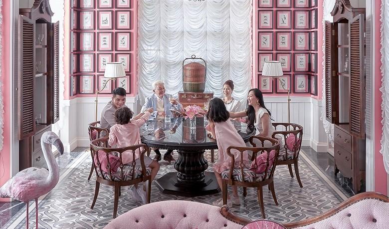 Nhà hàng fine-dinning Pink Pearl - JW Marriott Phu Quoc Emerald Bay