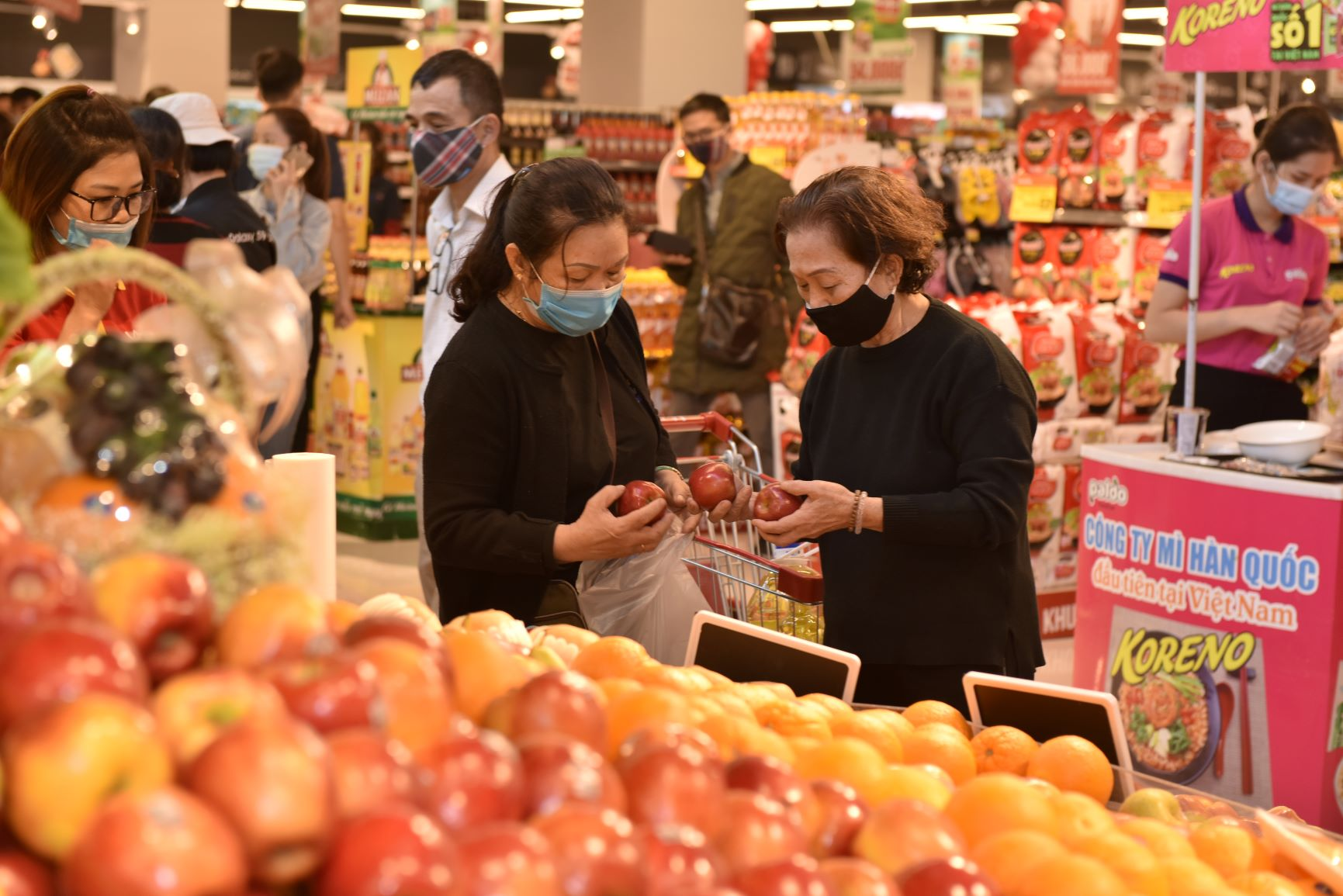 Khai trương siêu thị VinMart Ocean Park - Tươi ngon thượng hạng, khuyến mãi ngập tràn 7