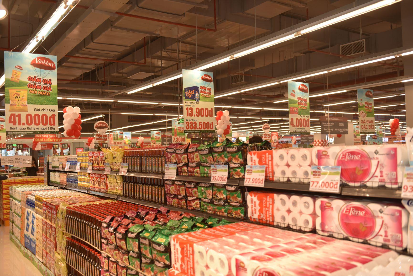 Khai trương siêu thị VinMart Ocean Park - Tươi ngon thượng hạng, khuyến mãi ngập tràn 6