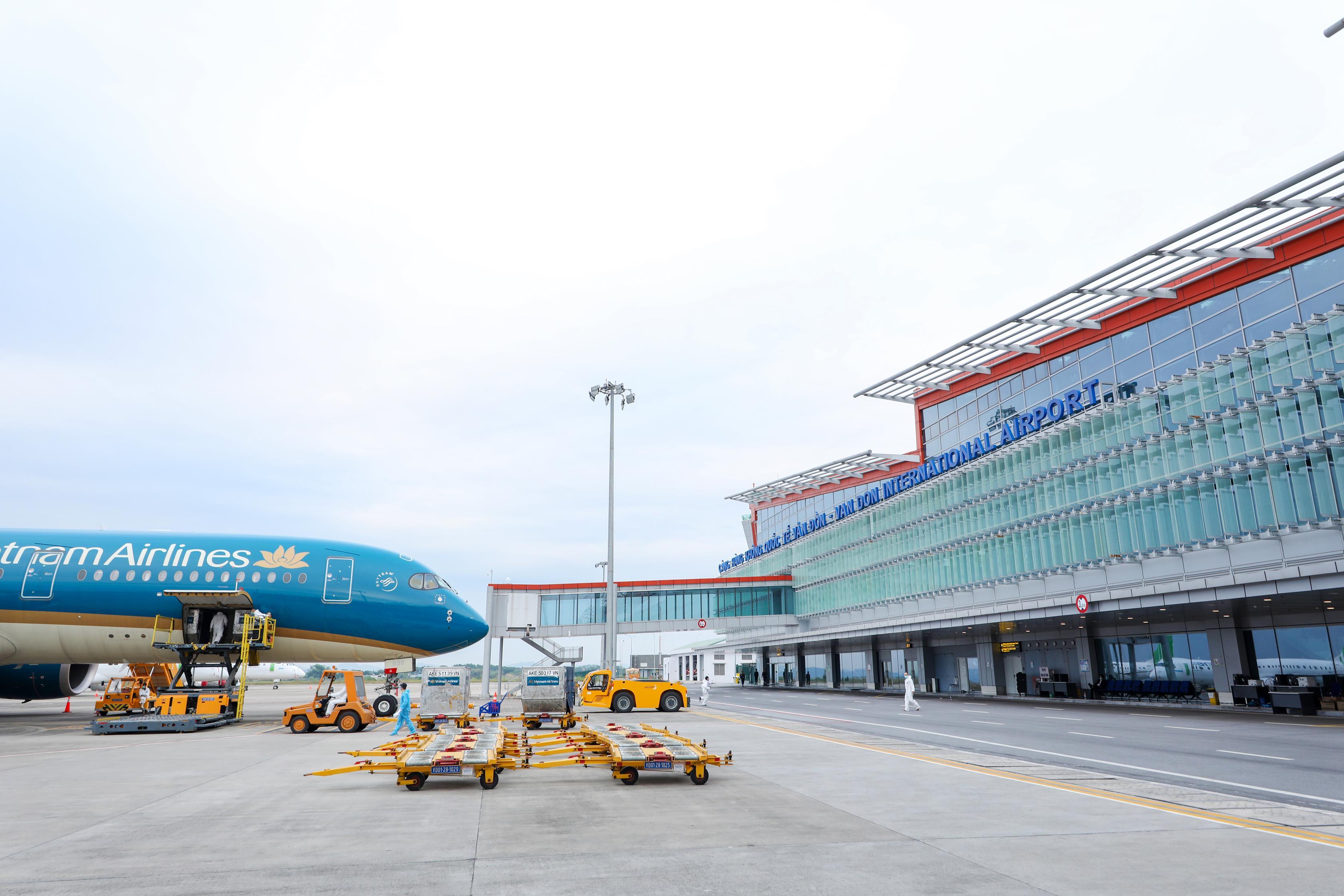 Hệ thống công nghệ tại sân bay hiện đại nhất Việt Nam có gì? 9