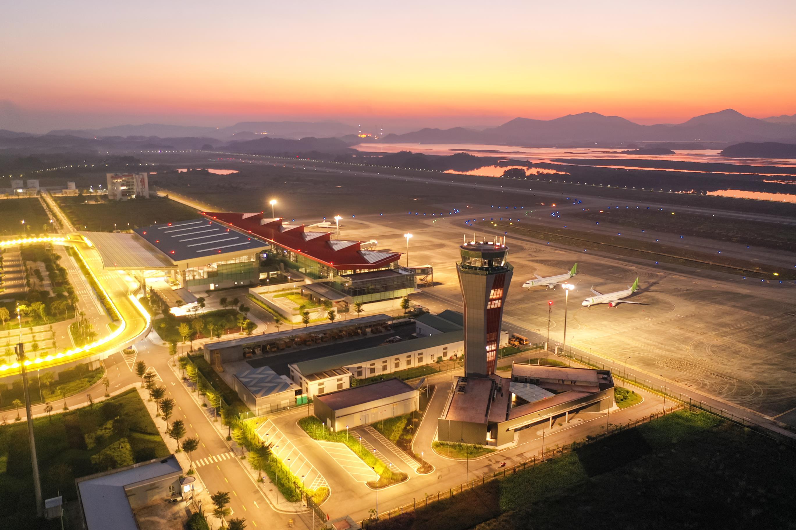 Hệ thống công nghệ tại sân bay hiện đại nhất Việt Nam có gì? 10