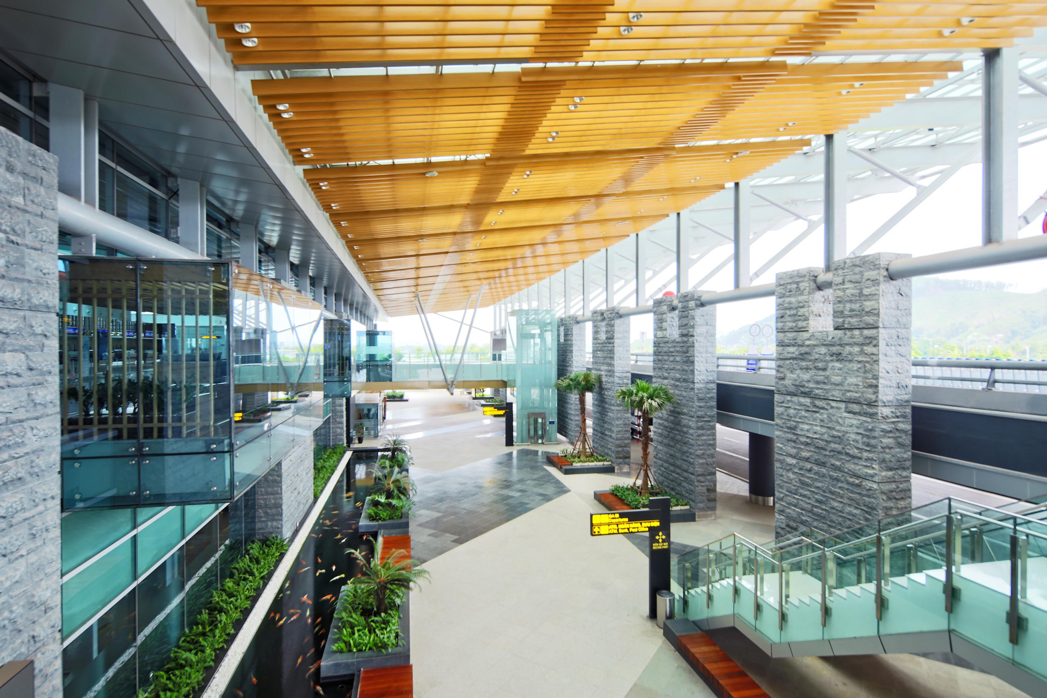 Hệ thống công nghệ tại sân bay hiện đại nhất Việt Nam có gì? 6