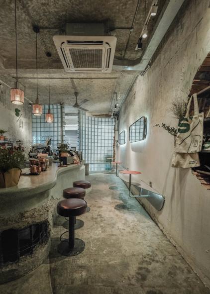 S'mores Saigon Caffè: Quán cà phê mới của những thứ đã cũ 4