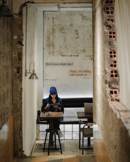 S'mores Saigon Caffè: Quán cà phê mới của những thứ đã cũ 9