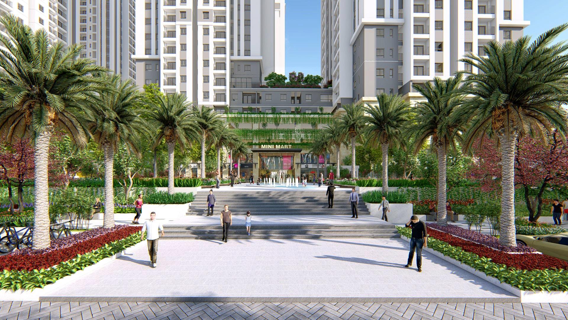 Sức hút bất động sản căn hộ tại Biên Hòa 1