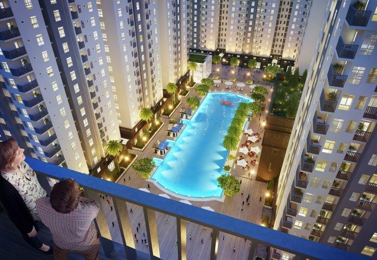 4 dự án căn hộ có giá hơn 30 triệu đồng/m2 ở quận 9 6
