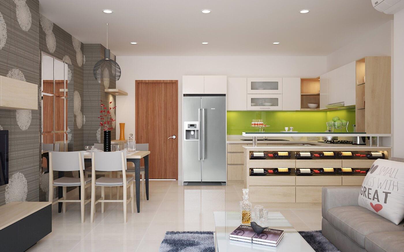 4 dự án căn hộ có giá hơn 30 triệu đồng/m2 ở quận 9 8
