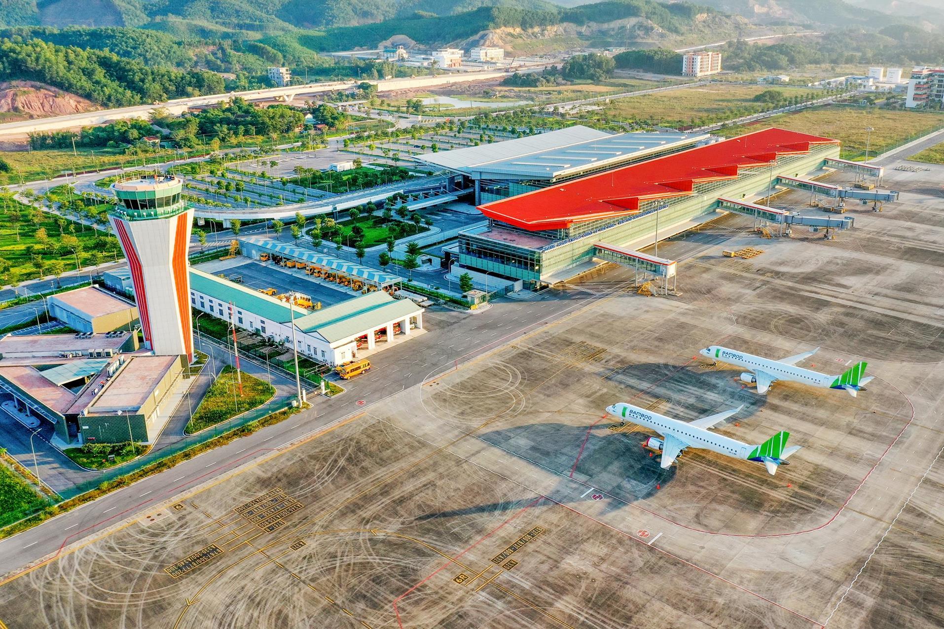 Hệ thống công nghệ tại sân bay hiện đại nhất Việt Nam có gì? 12