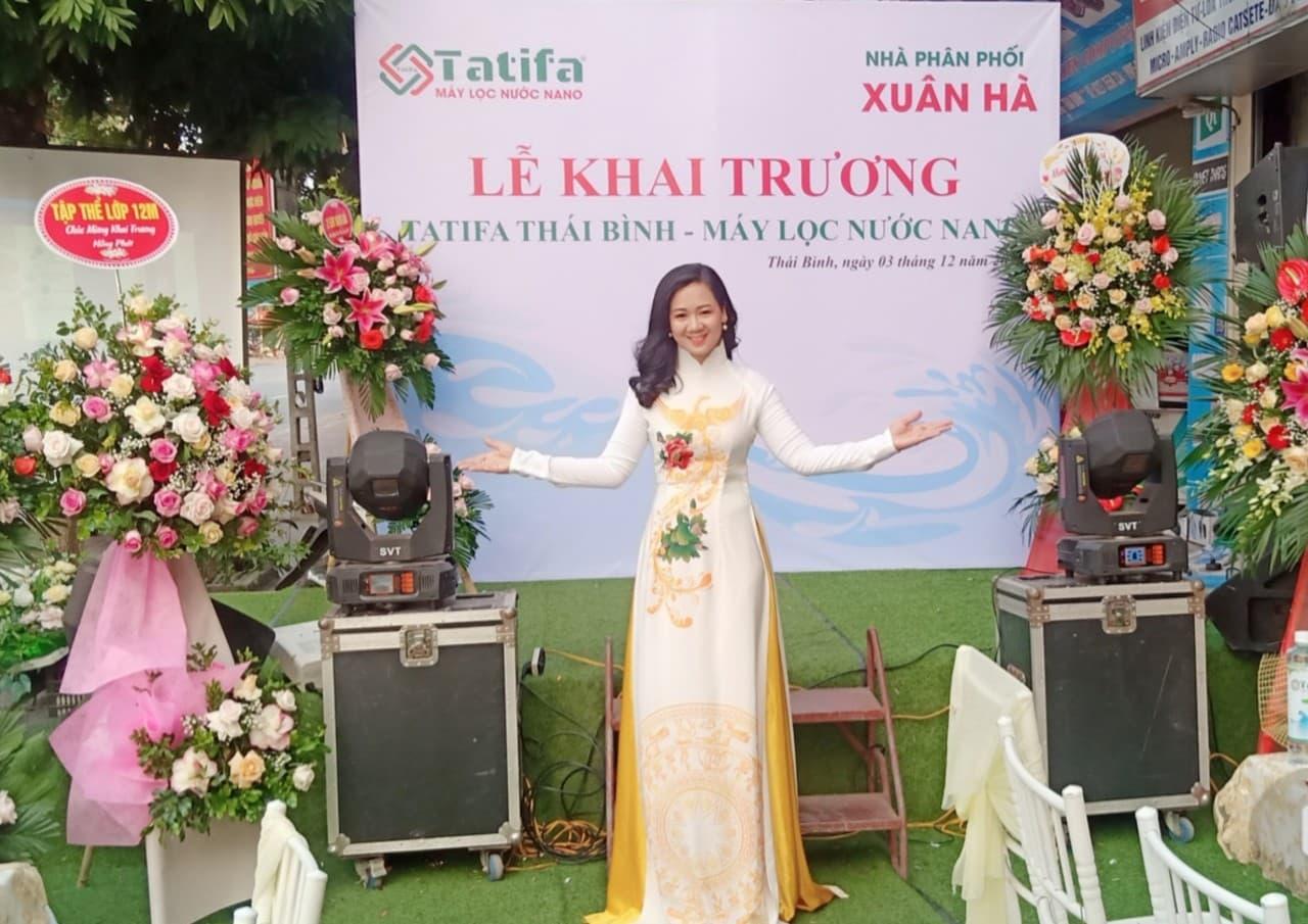 Thương hiệu máy lọc nước Nano Tatifa khai trương nhà phân phối tỉnh Thái Bình 10