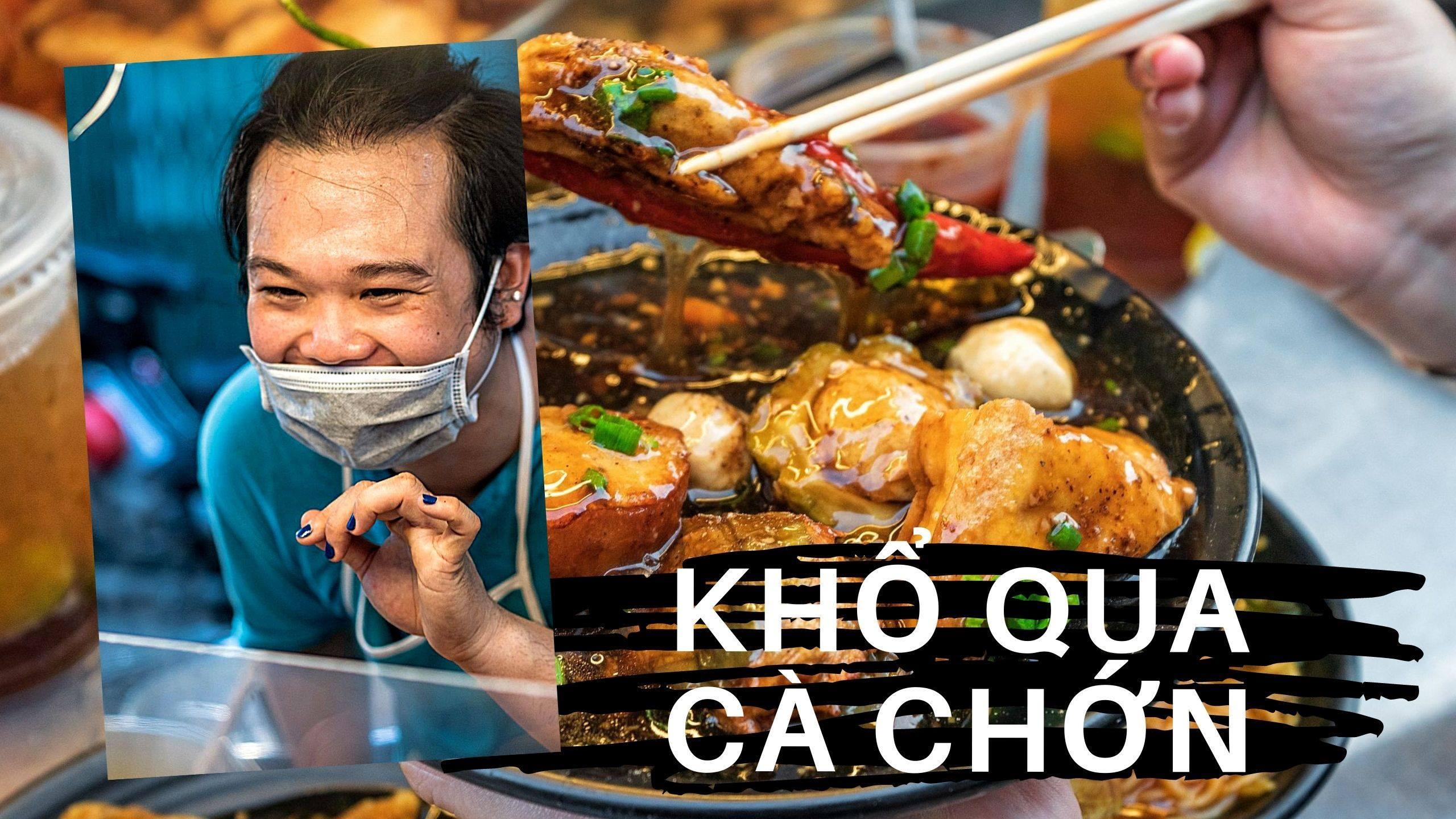 """Vào bếp cùng """"nữ hoàng truyền thông"""" Nguyễn Phạm Khánh Vân: Bánh giò, bánh bao, bánh dày nóng hổi đê 16"""