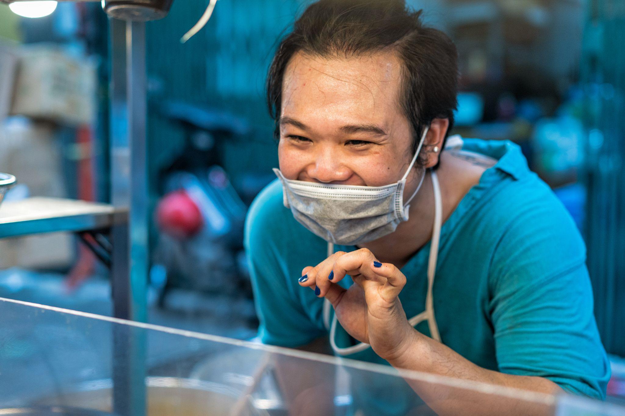 Khổ qua cà chớn, Khổ qua cà ớt - Đặc sản phố người Hoa Sài Gòn 11