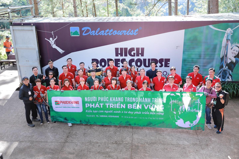 """Phúc Khang tổ chức workshop """"Công trình xanh và tiện ích Skypark"""" cho cư dân tại Diamond Lotus Riverside 7"""