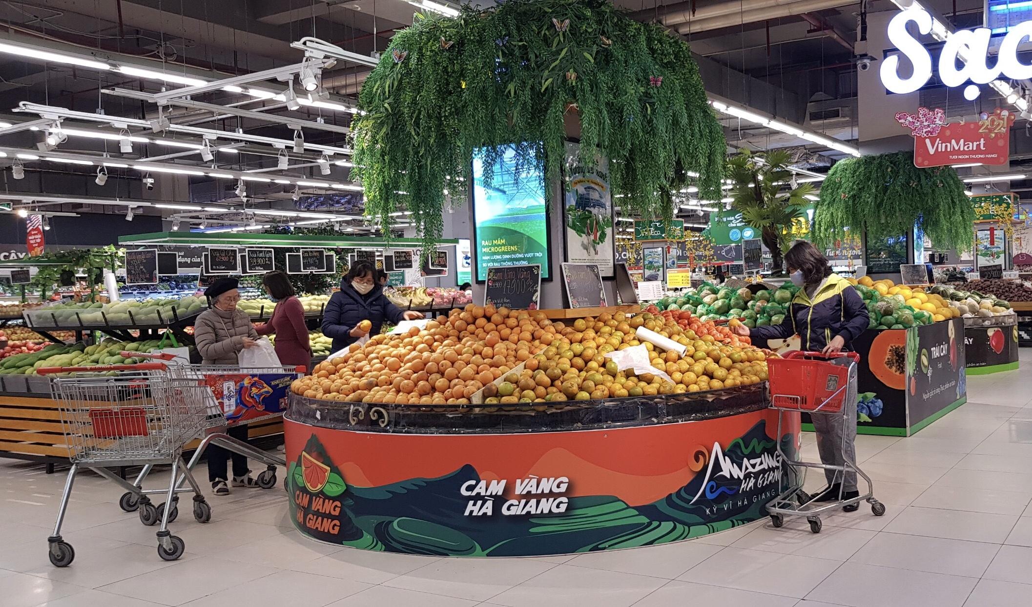 """VinMart tổ chức Lễ hội Vitamin C, khuyến mãi trái cây """"giá sốc"""" 2"""