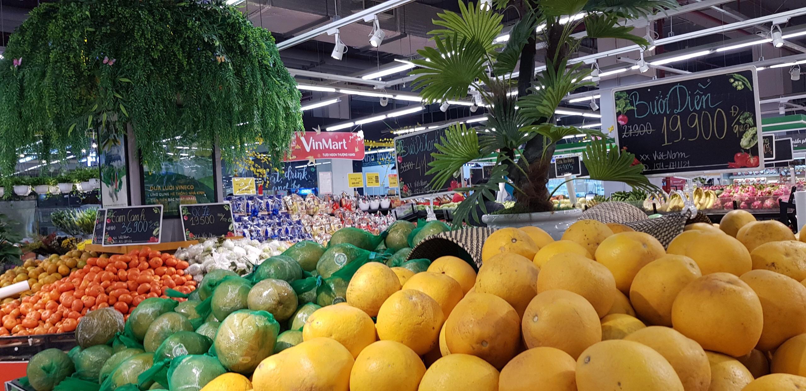 """VinMart tổ chức Lễ hội Vitamin C, khuyến mãi trái cây """"giá sốc"""" 3"""