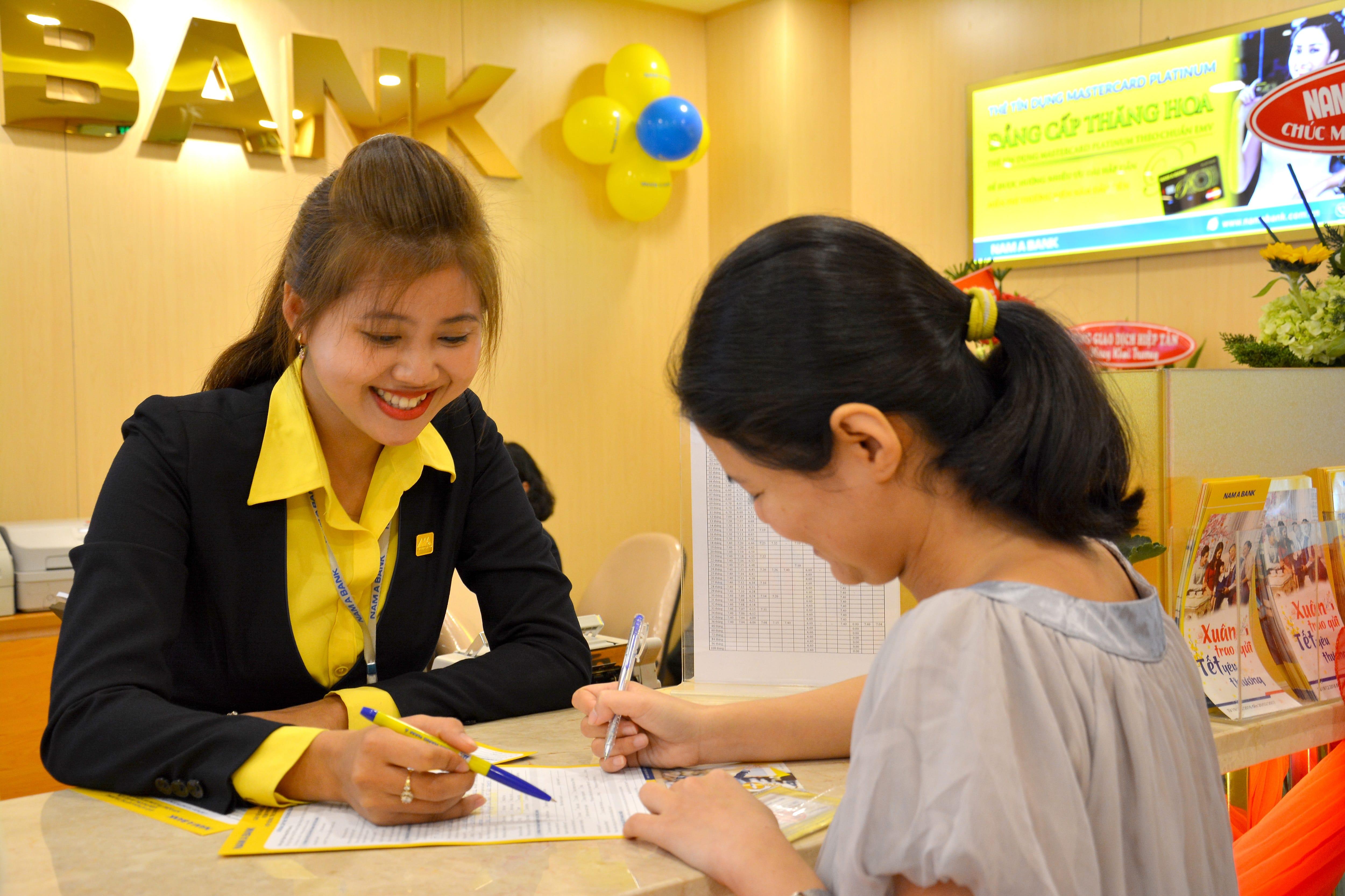 Nam A Bank giảm đến 2% lãi suất vay cho người dân miền Trung 1