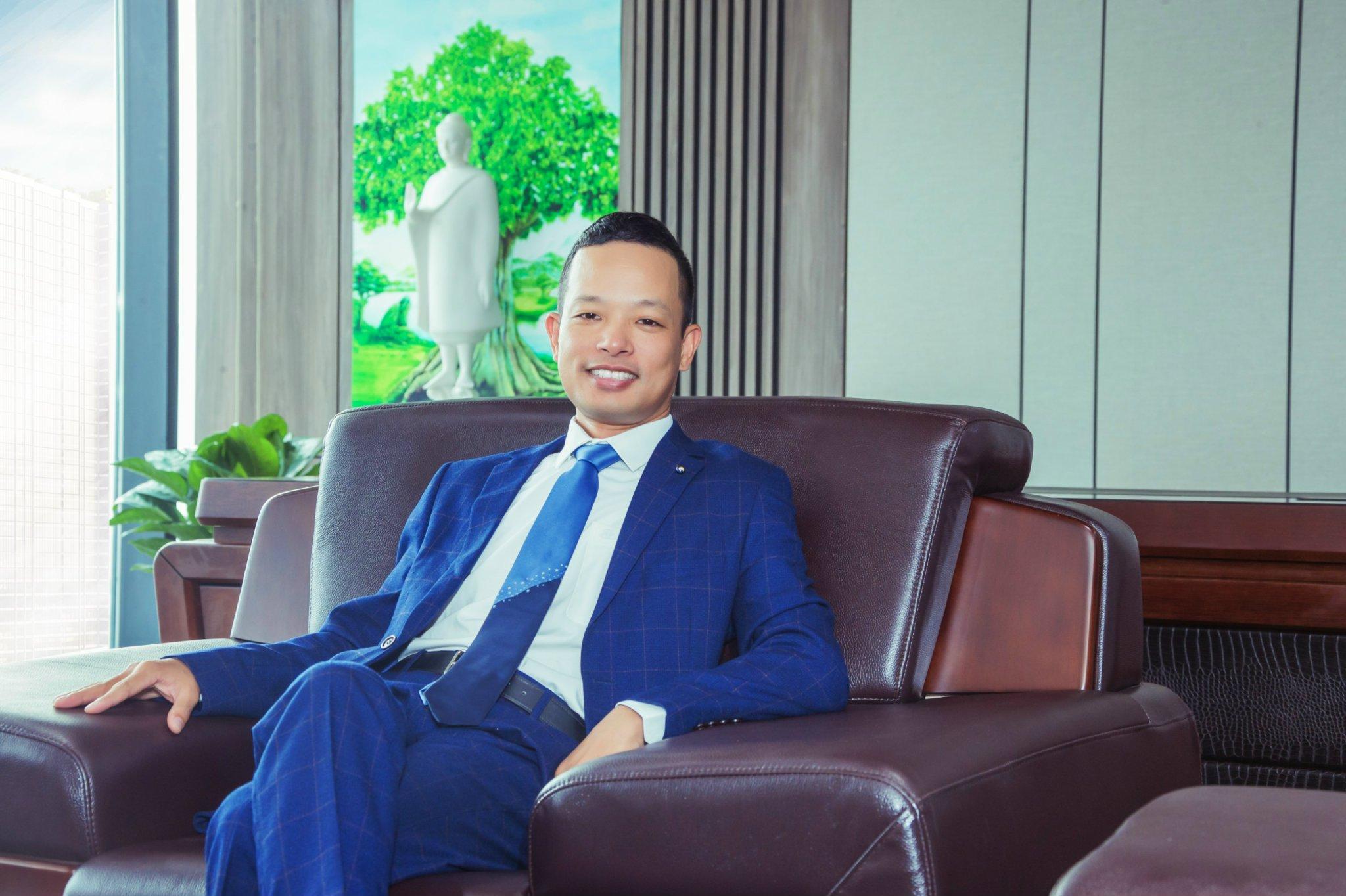 Ông Lê Hồng Phương - Chủ tịch HĐQT Kienlongbank nhiệm kỳ 2018 - 2022