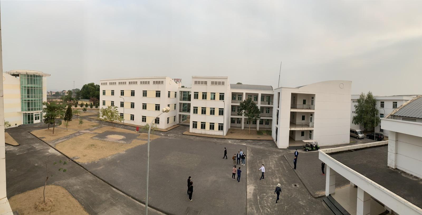 Trường Trung cấp Nghề Việt Nam -Canadap - nơi được lựa chọn xây BVDC thứ 3 tại Hải Dương