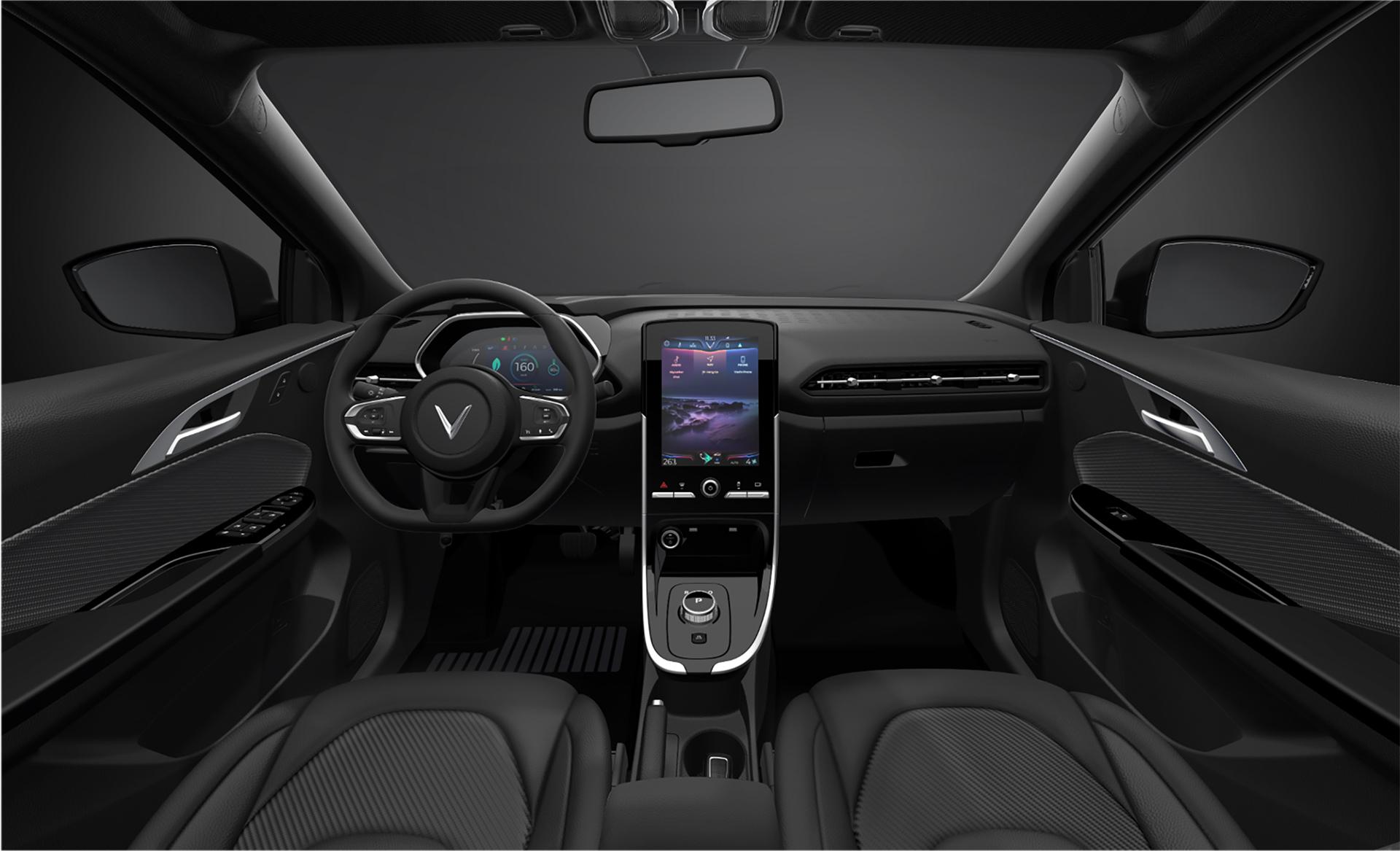 VinFast ra mắt 3 dòng ô tô điện tự lái - Khẳng định tầm nhìn trở thành hãng xe điện thông minh toàn cầu 10