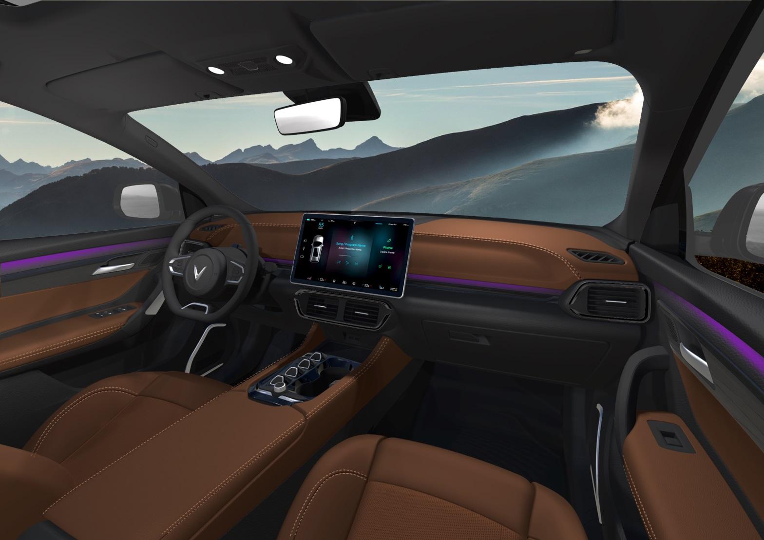 VinFast ra mắt 3 dòng ô tô điện tự lái - Khẳng định tầm nhìn trở thành hãng xe điện thông minh toàn cầu 11
