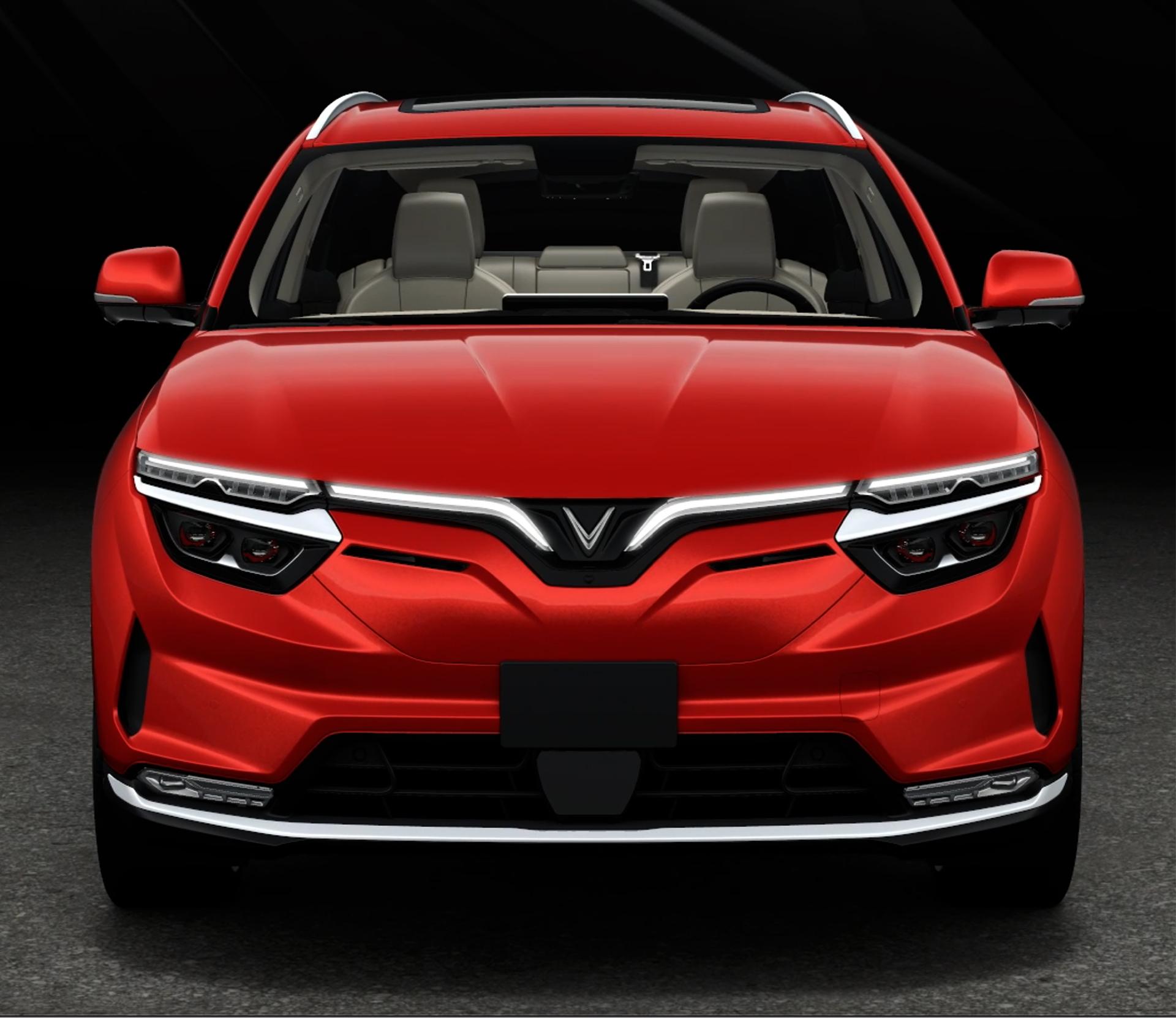 VinFast ra mắt 3 dòng ô tô điện tự lái - Khẳng định tầm nhìn trở thành hãng xe điện thông minh toàn cầu 5