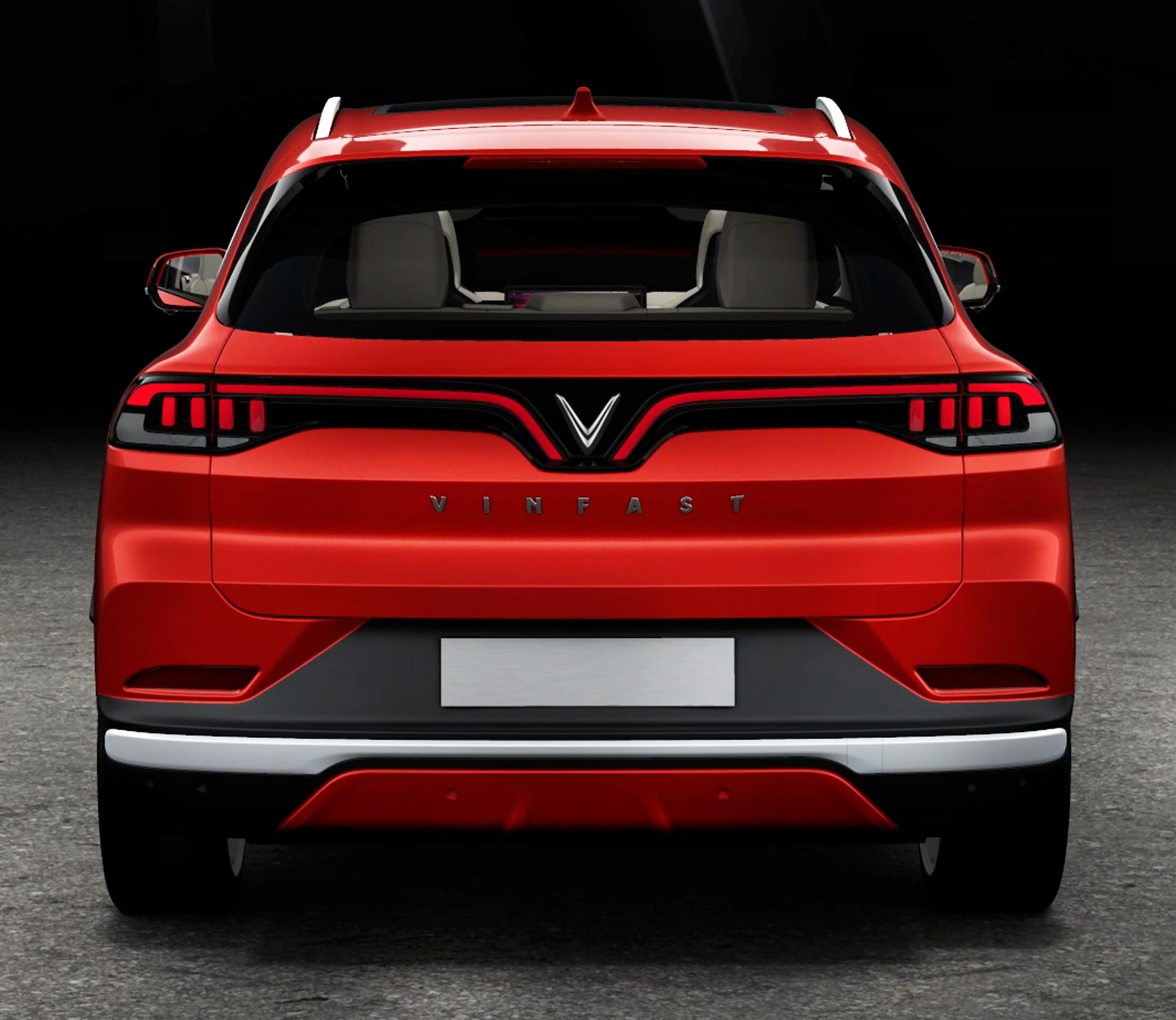 VinFast ra mắt 3 dòng ô tô điện tự lái - Khẳng định tầm nhìn trở thành hãng xe điện thông minh toàn cầu 6